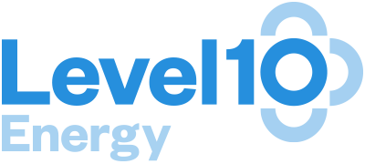 level ten energy logo
