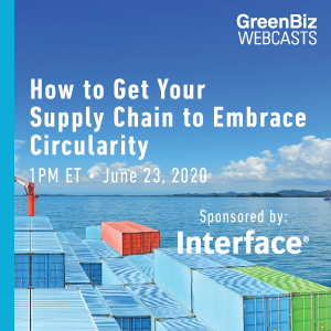 How to Get Your Supply Chain to Embrace Circularity