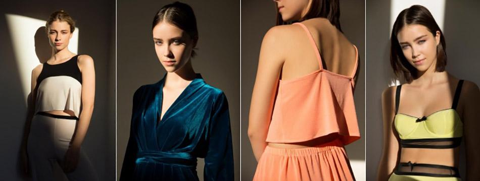 Le fil textile Naia d'Eastman pour la mode