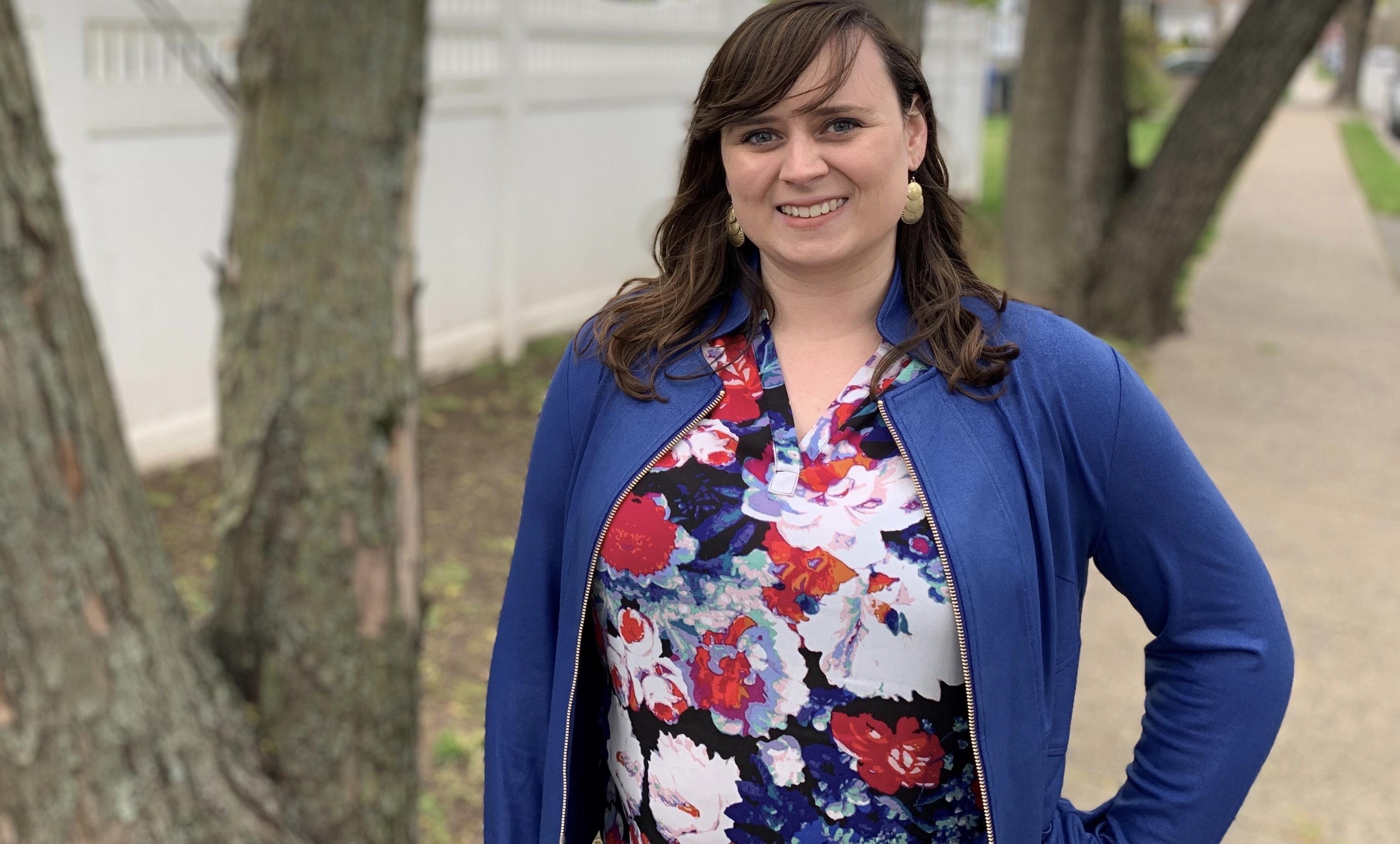 Emily Adams, 30 Under 30 2020