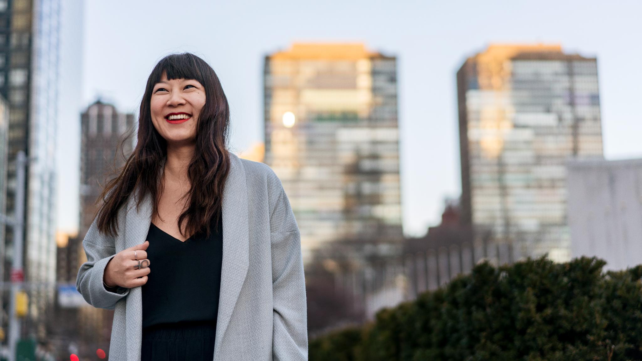 Lilian Liu, 30 Under 30, 2020