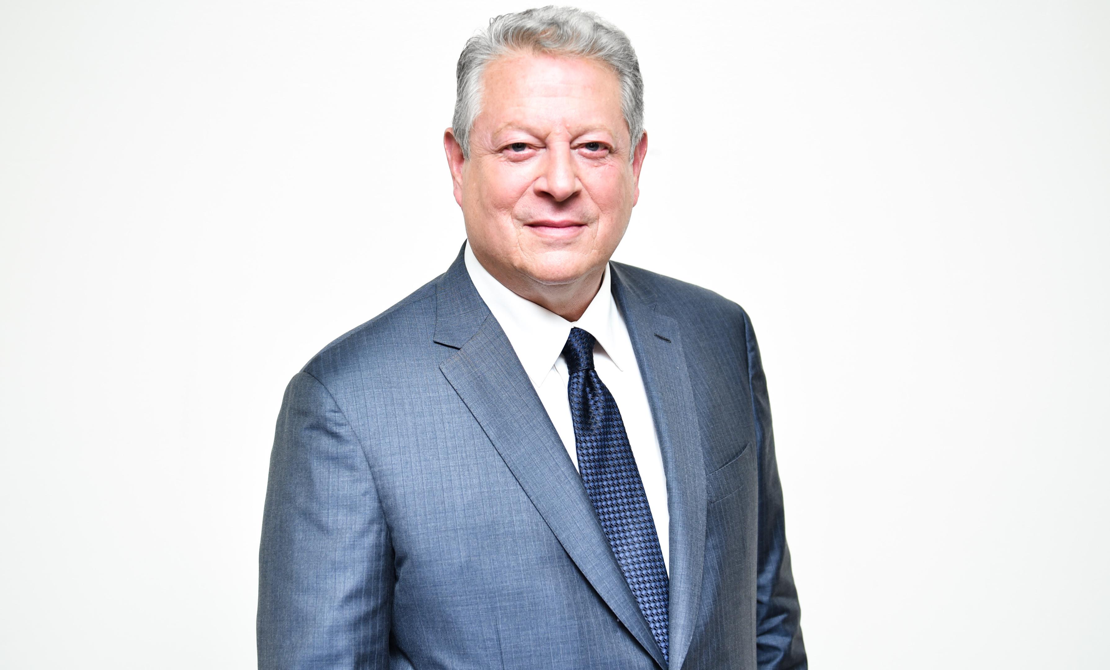 Al Gore portrait
