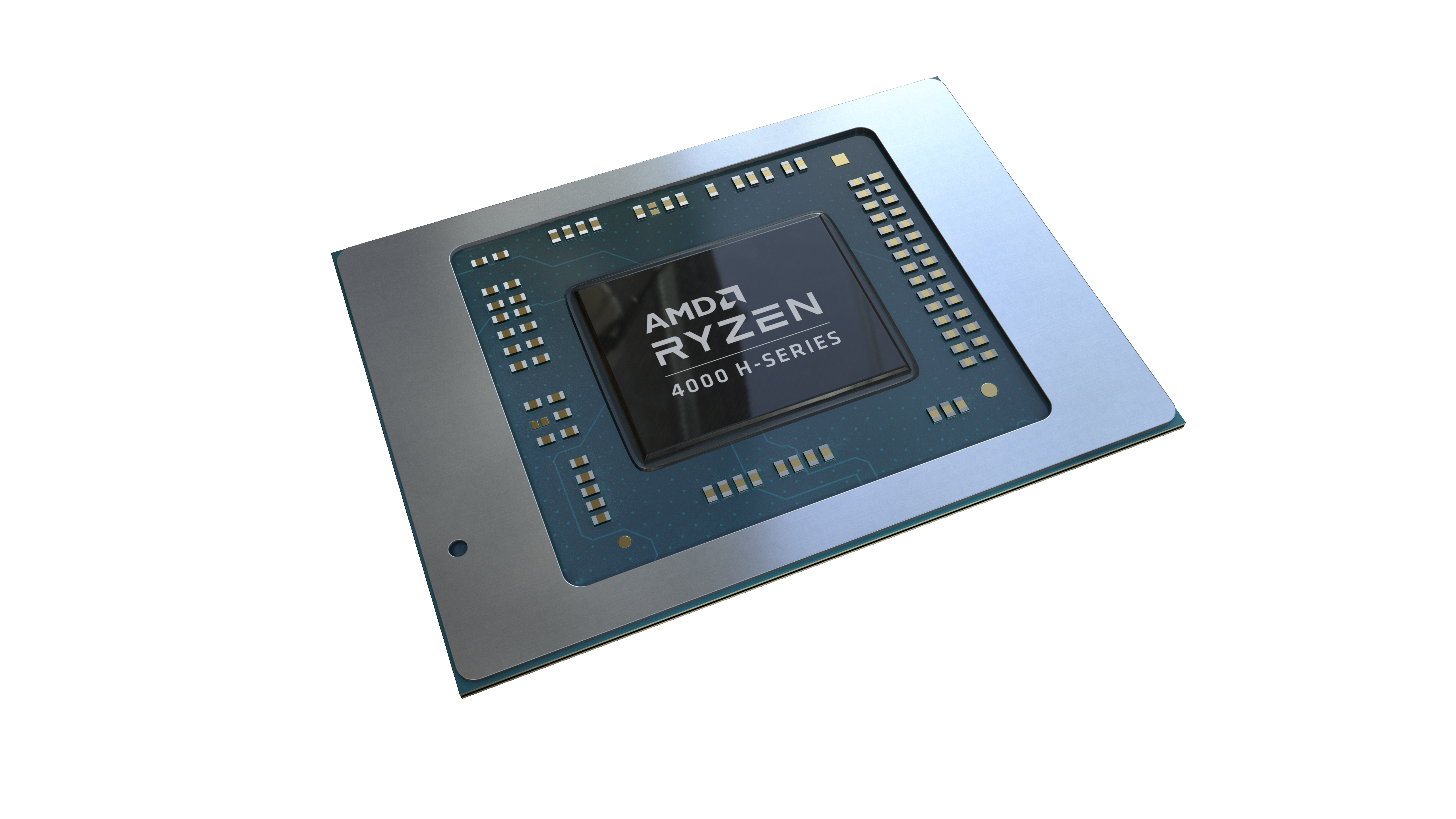 The Ryzen chip