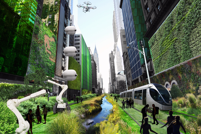 Terreform ONE's plans to upend cities and suburbs in a post-pandemic world | Greenbiz