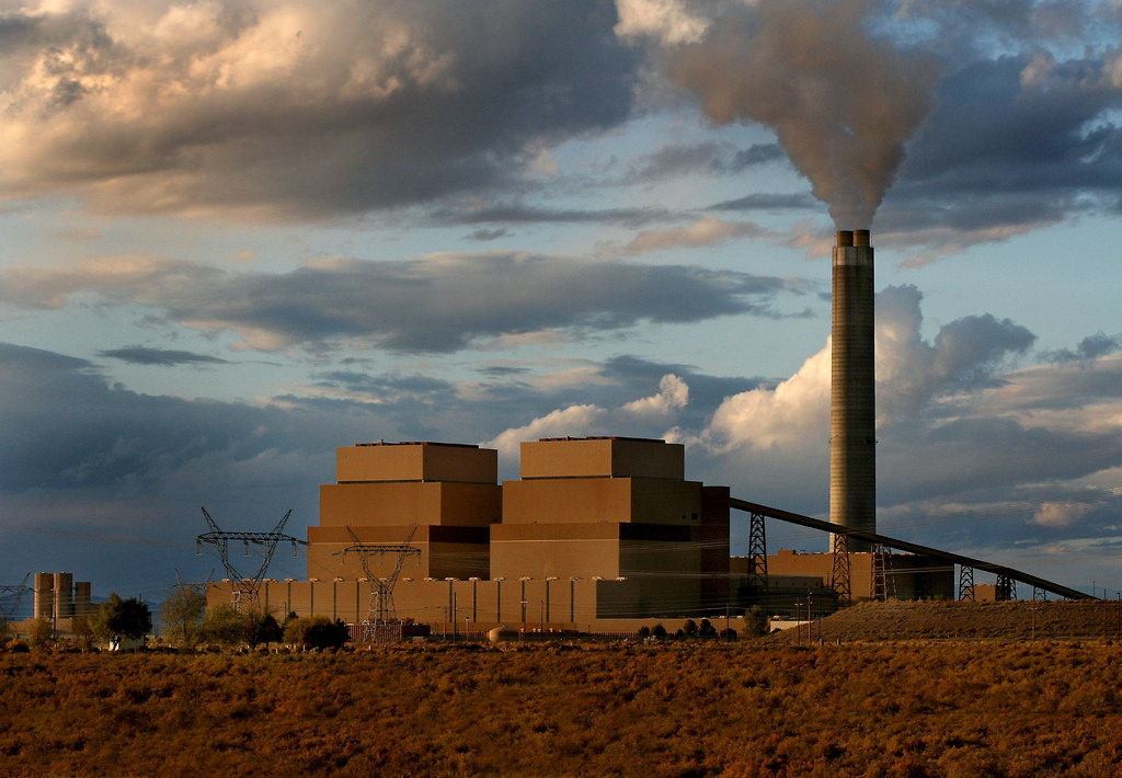 You say old coal plant, I say new green hydrogen facility