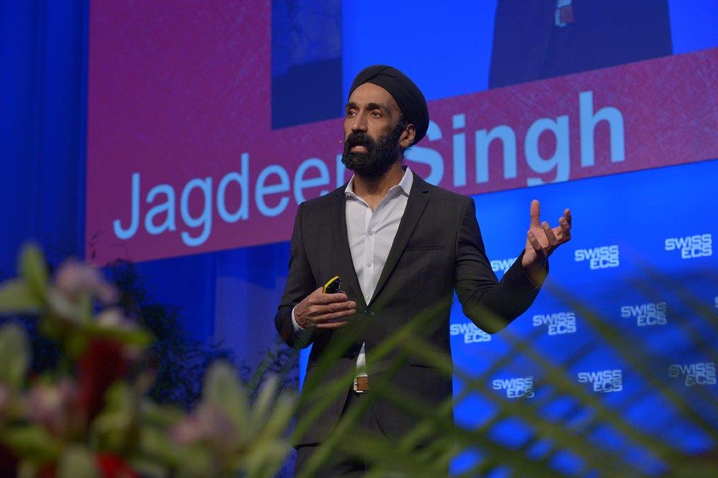 Jagdeep Singh, founder of QuantumScape