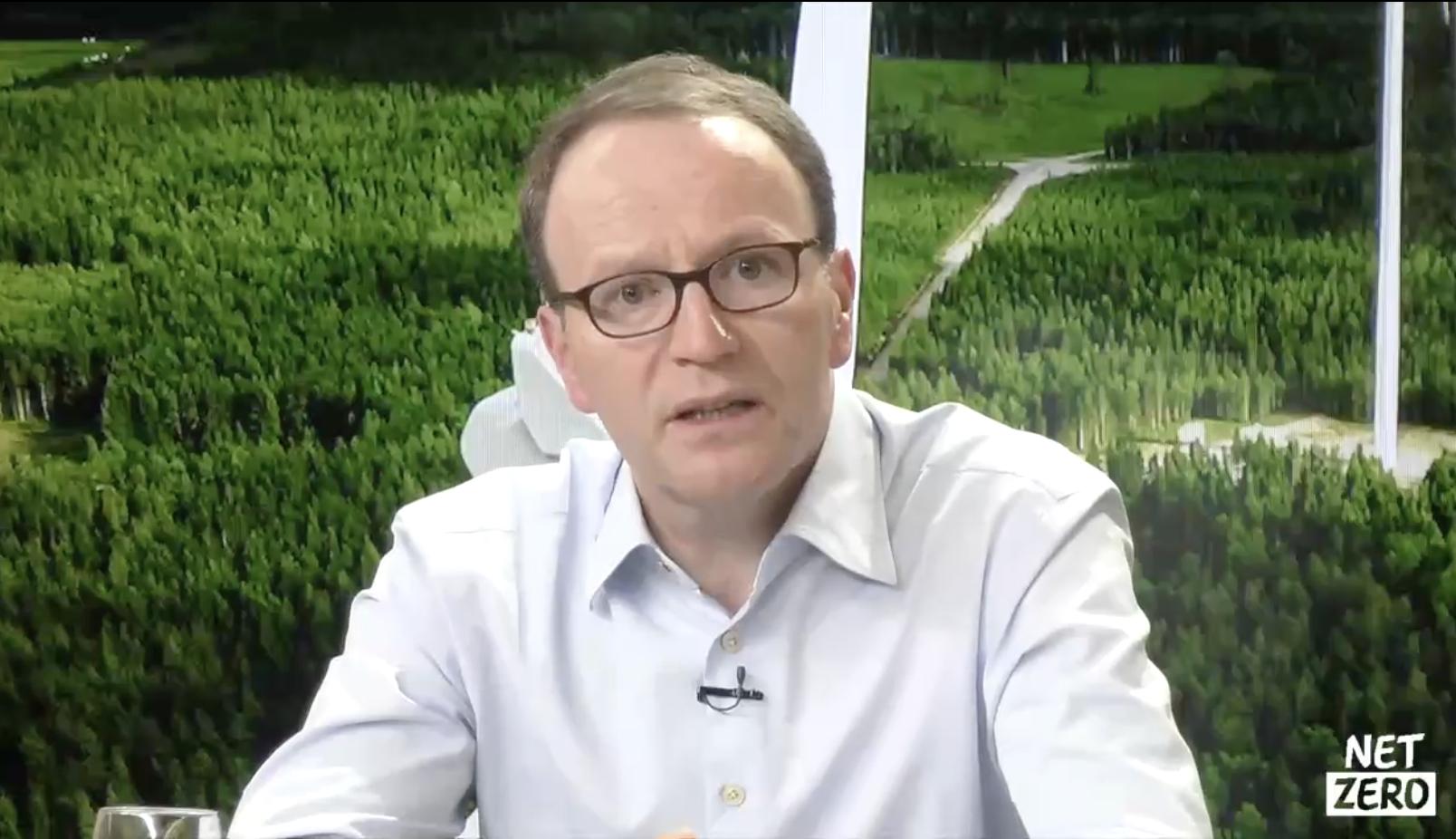 Nestle CEO Mark Schneider