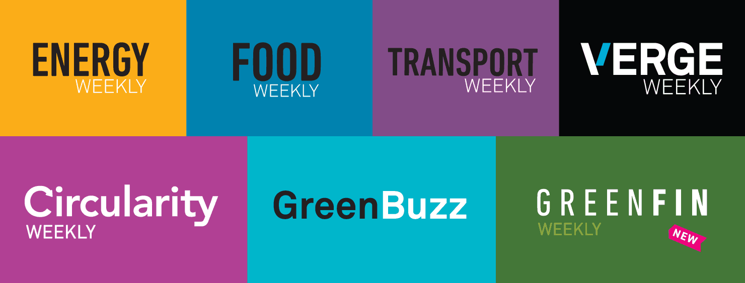 GreenBiz newsletter array