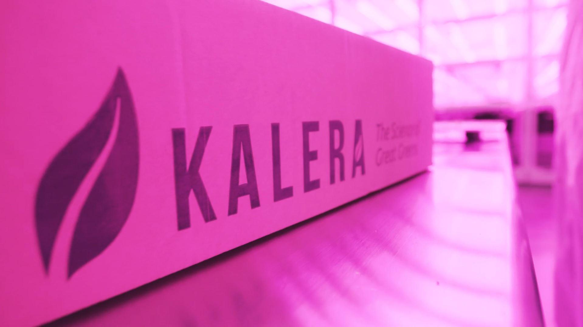 Kalera produce box