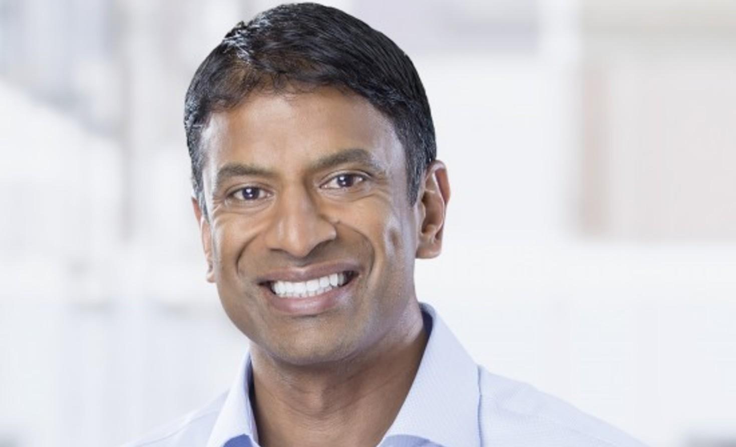 Vas Narasimhan, Novartis