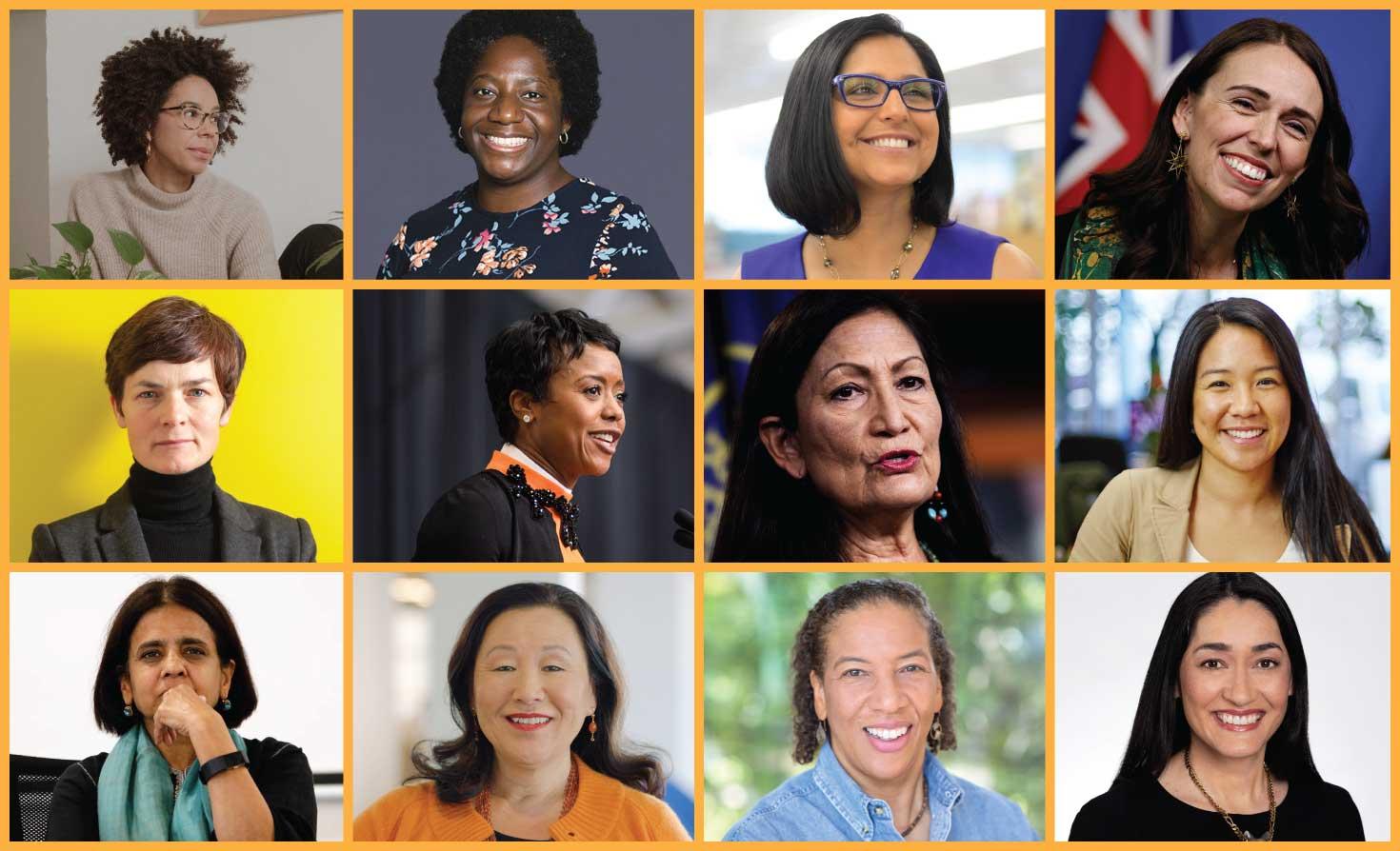 25 badass women shaping climate action in 2021 | Greenbiz