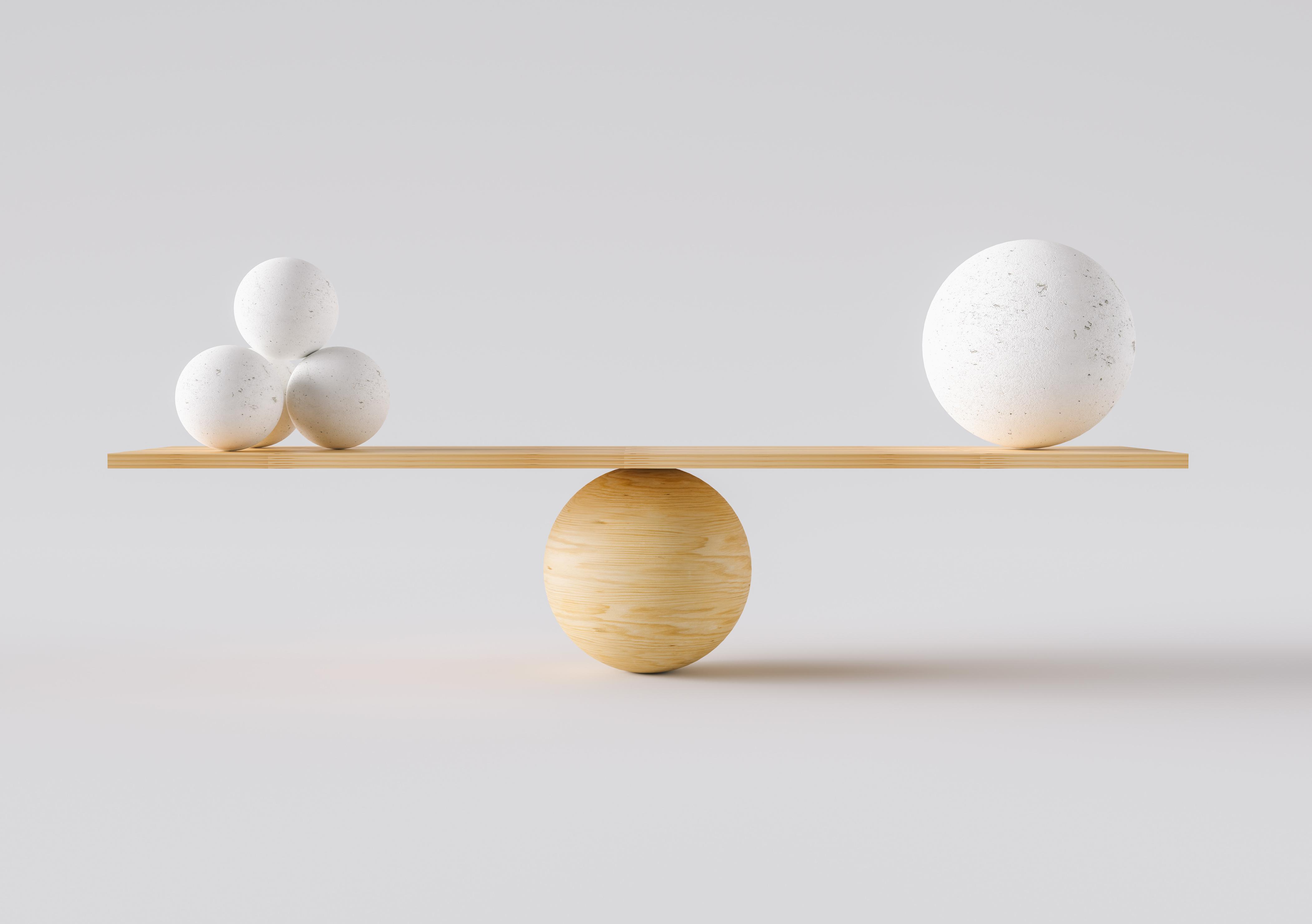 Harmony and balance concept