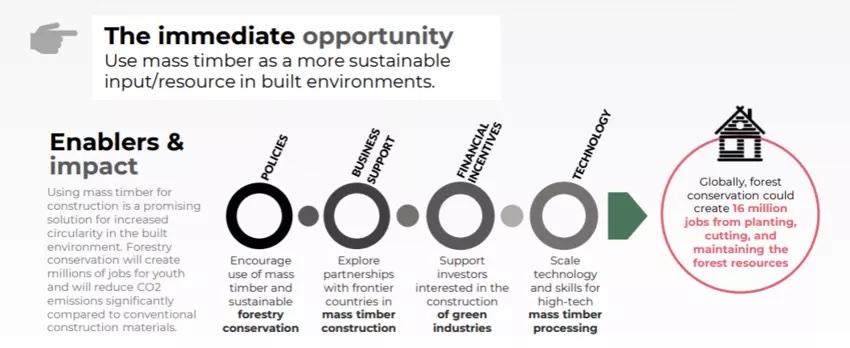 Africa immediate opportunity