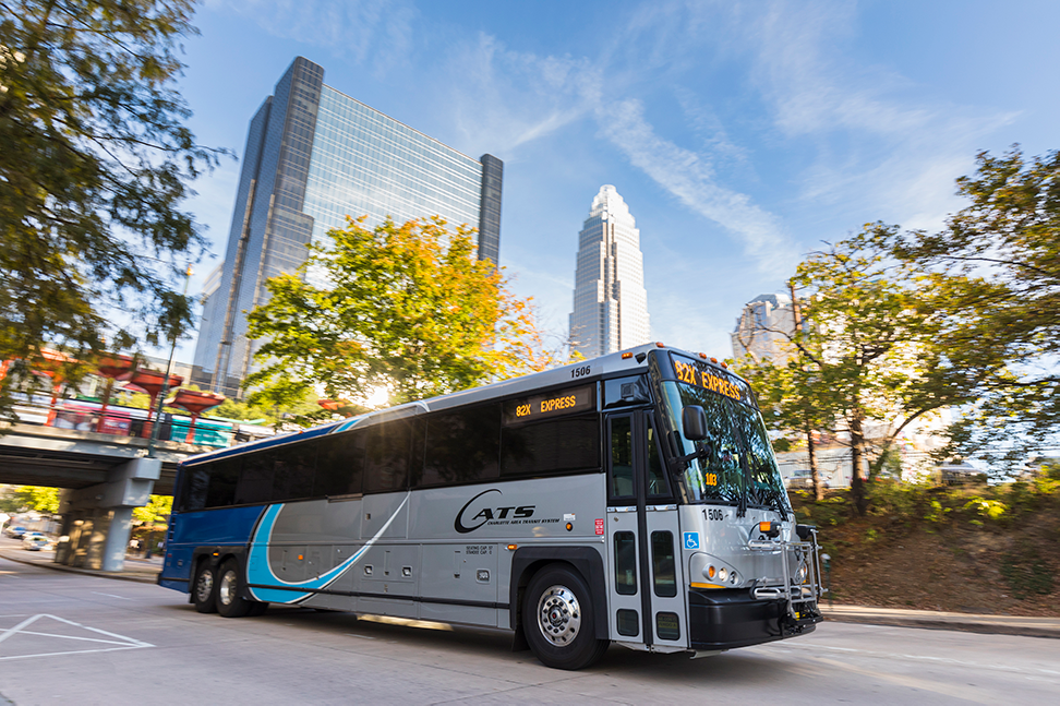 City climate leaders should take notes and learn from Charlotte's electric bus pilot