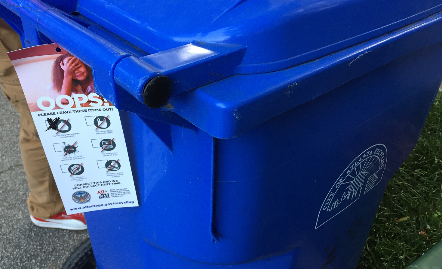 Companies are jumping aboard the federal packaging and recycling policy train