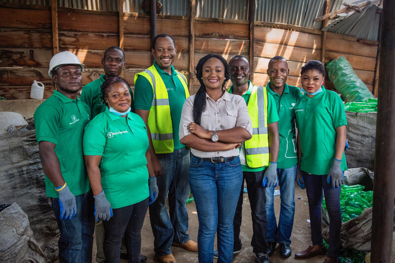 RecyclePoints team