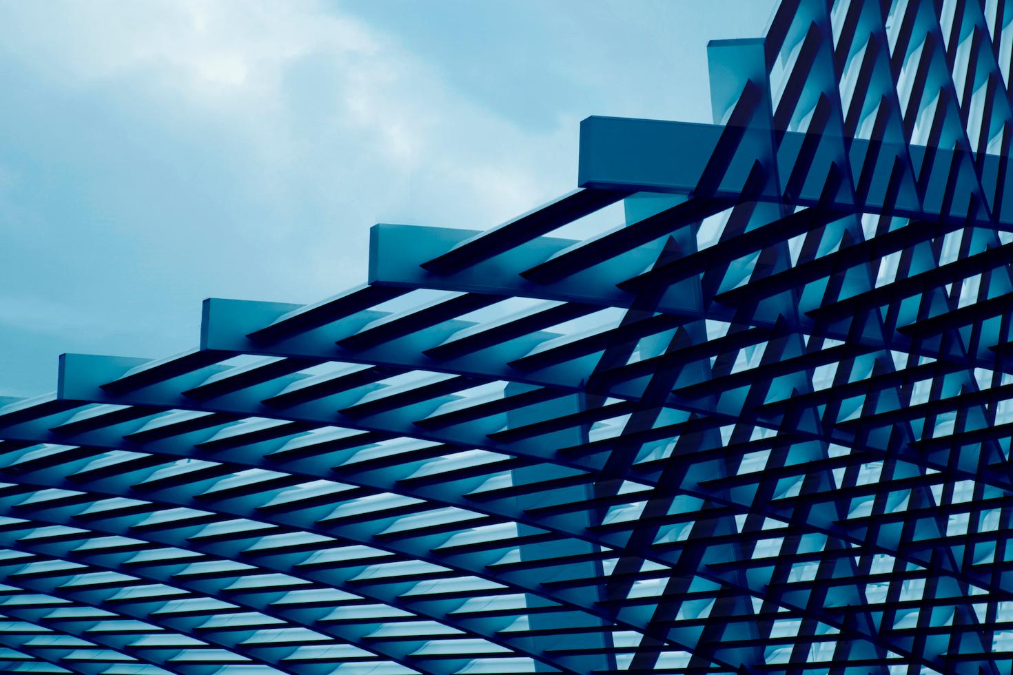 Framework concept art, second version