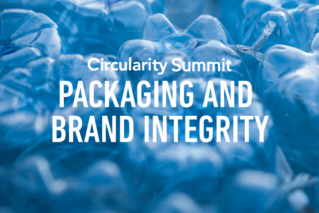 Circularity 19 Circular Economy Conference: Packaging and Brand Integrity Summit