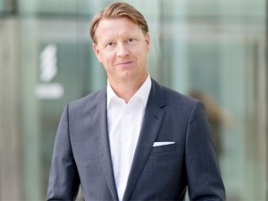 Ericsson CEO touts role of business in climate fight featured image