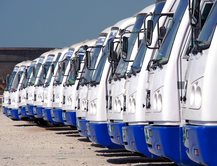 The top 25 most sustainable fleets