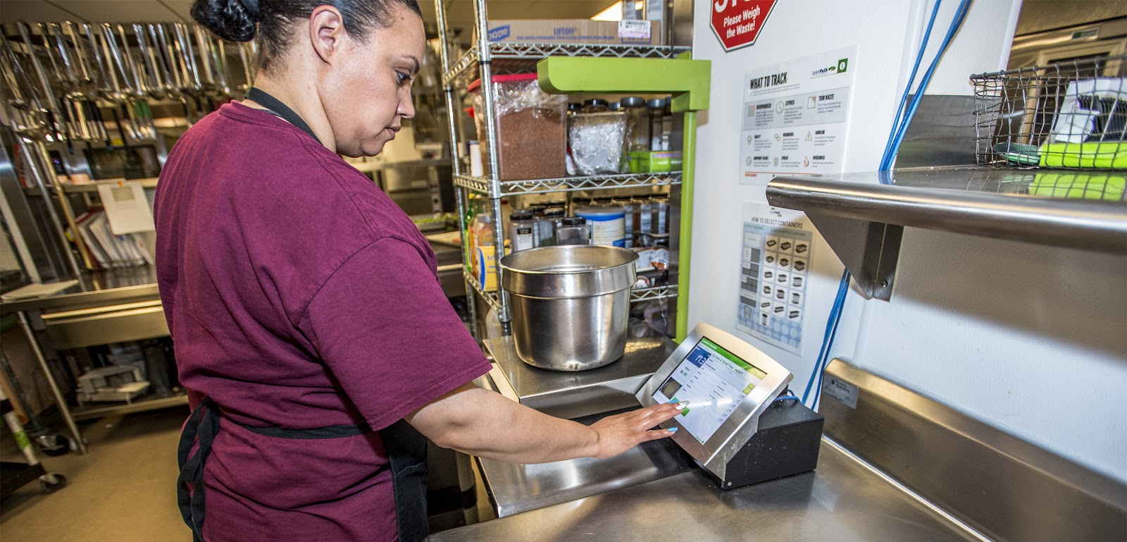 Running A Lean Kitchen Like Google And Sodexo Is The Path To Food Waste Prevention Greenbiz