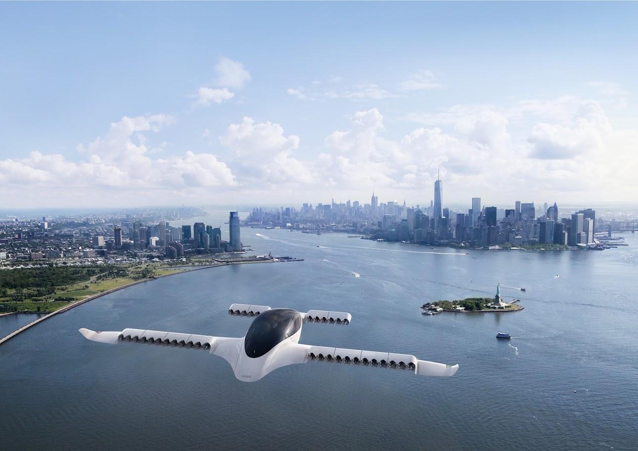 7 urban air mobility companies to watch   Greenbiz