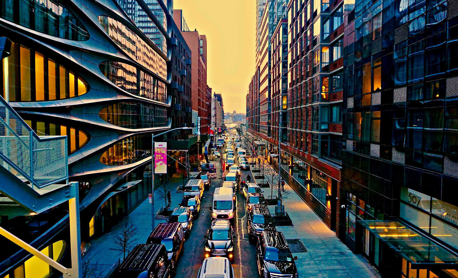 The City That Always Drives New York Gets Serious About Traffic With First Citywide U S Congestion Pricing Plan Greenbiz