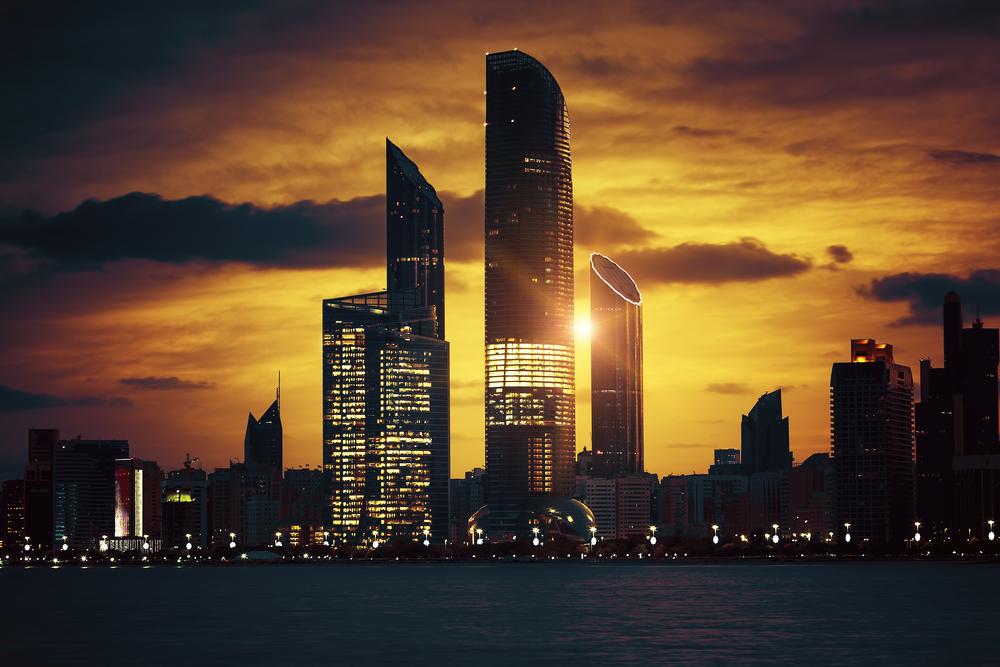 The Delcambres in Abu Dhabi: November 2010