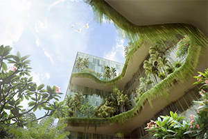 Singapore takes the lead on green building in asia greenbiz these structures underscore singapores commitment to greening its built environment through generous incentive schemes and a building rating tool that sciox Choice Image