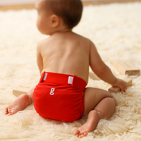 Red gDiaper