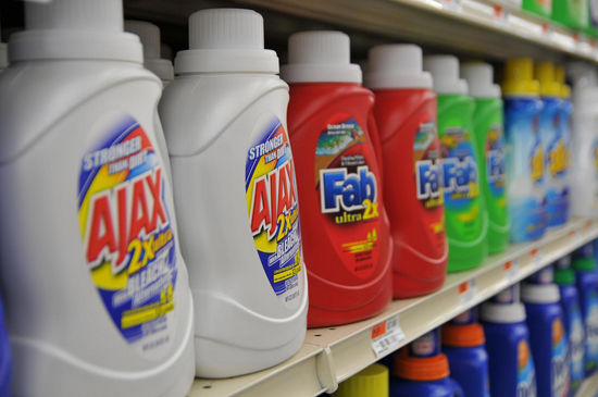 Walmart and Target are among the retailers that have vowed to phase out toxic materials from the products they sell.