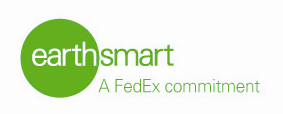 FedEx EarthSmart logo