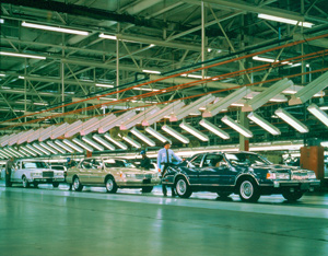 Ford To Convert Auto Plant To Clean Tech Manufacturing