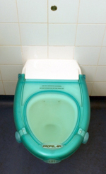 one technology that is currently on the market and making its way into a loo near you is the dualflush toilet as you might expect