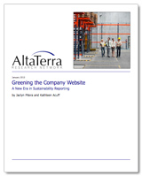 AltaTerra Report cover