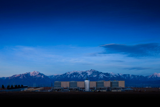 eBay's data center on the horizon
