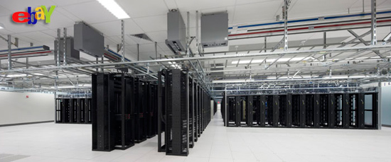 Inside eBay's new data center
