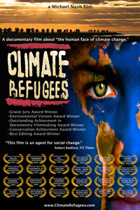 climate refugees film poster