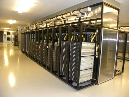 Yahoo Computing Coop servers