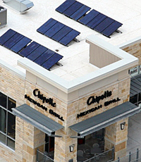 Chipotle To Mount Solar Panels At 75 Restaurants Dell