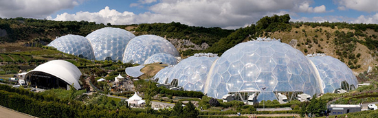 Eden Project Domes