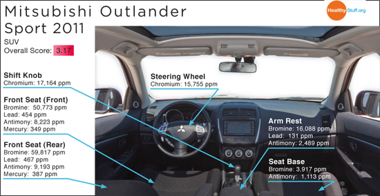 inside the outlander