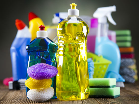Cleaning products image by Sebastian Duda