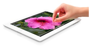 Register and Participate to win an iPad3