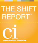 The Shift Report badge