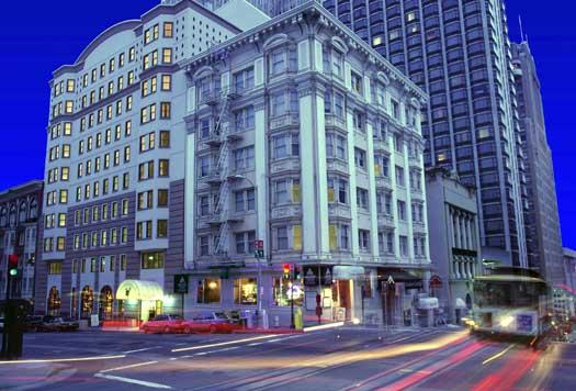 Executive Hotel Vintage Court San Francisco San Francisco Ca