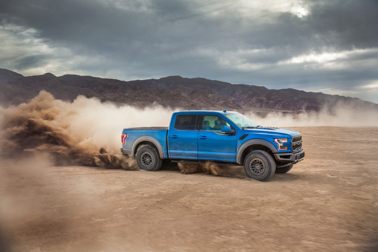 Ford's F-150 pickup is the best selling truck in America