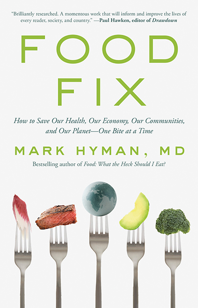 Food Fix book cover