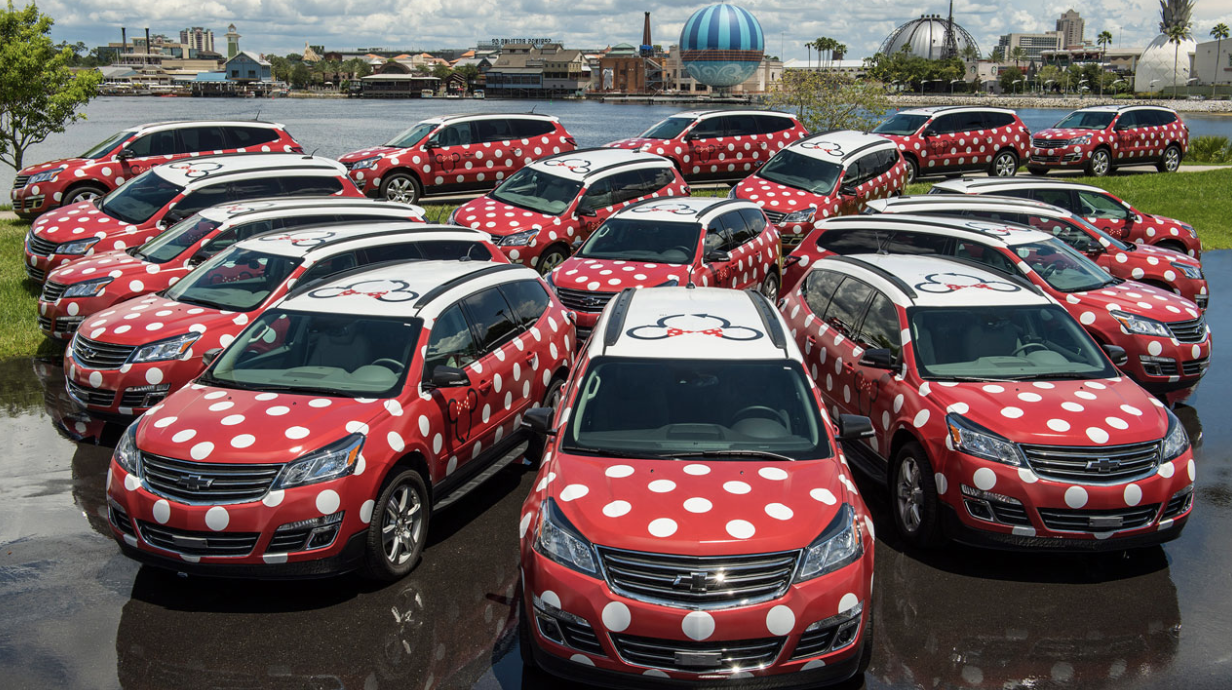 Walt Disney World Resort launches Minnie Van Service for guests
