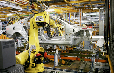 Toyota manufacturing plants subscribe to the concept of Kaizen, which means continuous improvement.